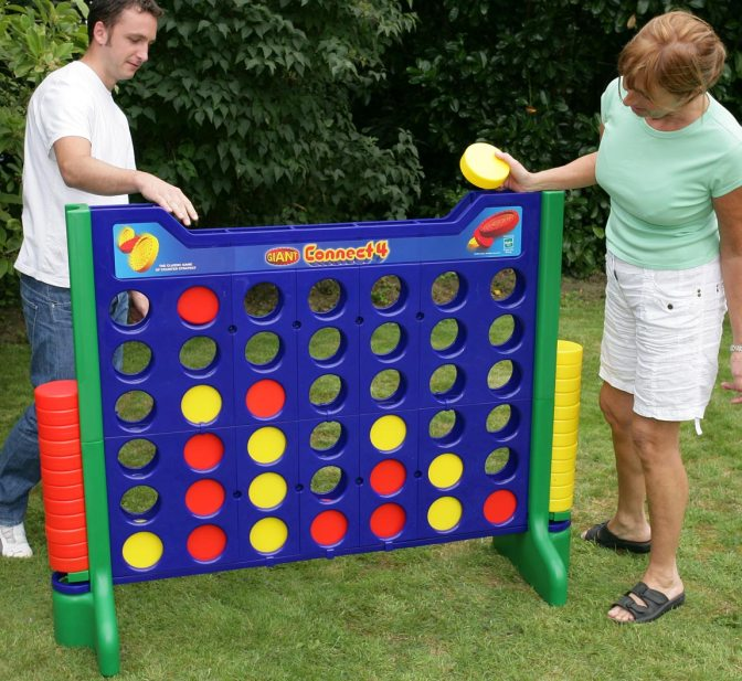 There is a way to win at Connect Four literally 100% of the time